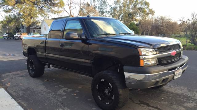 2004 Chevrolet Silverado 1500 for sale at 707 Motors in Fairfield CA