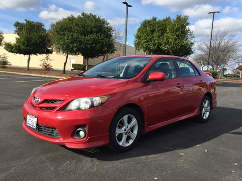 2011 Toyota Corolla for sale at 707 Motors in Fairfield CA