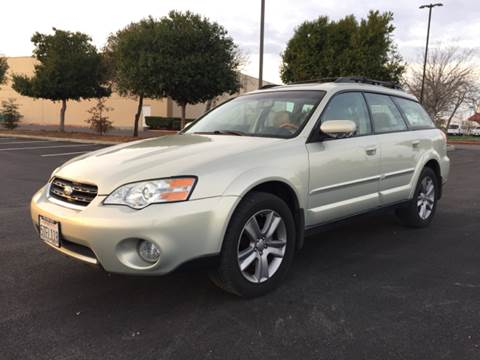 2006 Subaru Outback for sale at 707 Motors in Fairfield CA