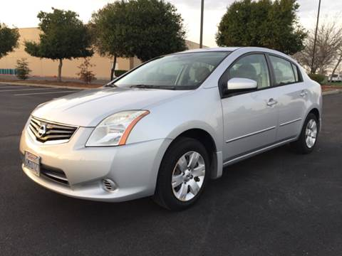 2010 Nissan Sentra for sale at 707 Motors in Fairfield CA
