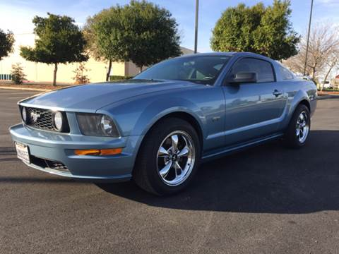 2006 Ford Mustang for sale at 707 Motors in Fairfield CA