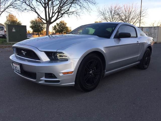 2014 Ford Mustang for sale at 707 Motors in Fairfield CA