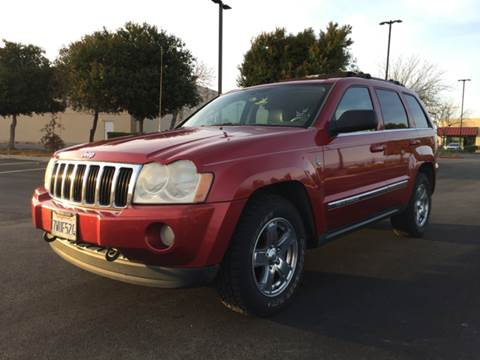 2005 Jeep Grand Cherokee for sale at 707 Motors in Fairfield CA