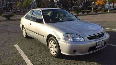 1999 Honda Civic for sale at 707 Motors in Fairfield CA