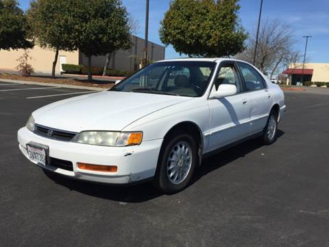 1997 Honda Accord for sale at 707 Motors in Fairfield CA