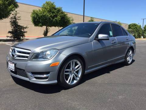 2012 Mercedes-Benz C-Class for sale at 707 Motors in Fairfield CA