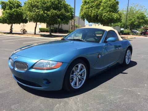 2003 BMW Z4 for sale at 707 Motors in Fairfield CA