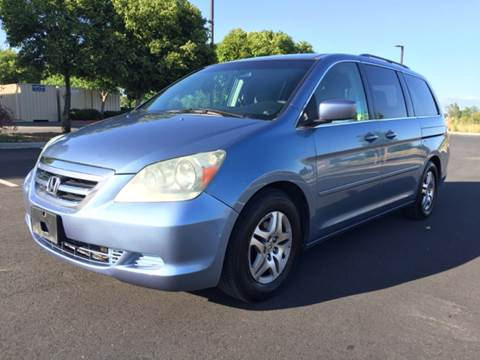 2005 Honda Odyssey for sale at 707 Motors in Fairfield CA