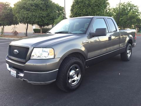 2005 Ford F-150 for sale at 707 Motors in Fairfield CA