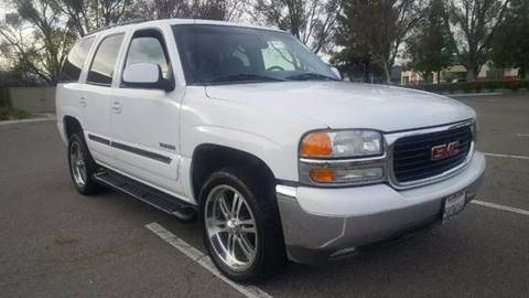 2003 GMC Yukon for sale at 707 Motors in Fairfield CA