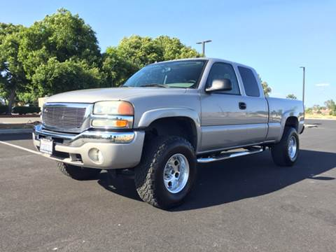 2004 GMC Sierra 1500 for sale at 707 Motors in Fairfield CA