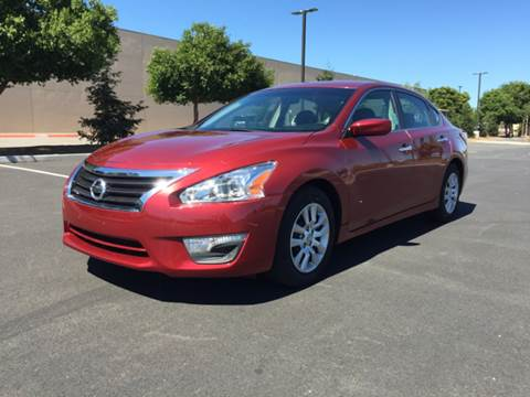 2013 Nissan Altima for sale at 707 Motors in Fairfield CA