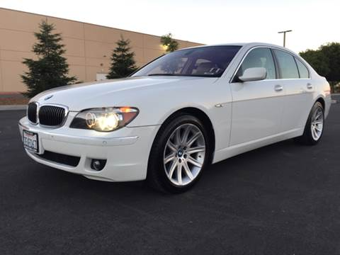 2006 BMW 7 Series for sale at 707 Motors in Fairfield CA