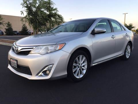 2013 Toyota Camry for sale at 707 Motors in Fairfield CA