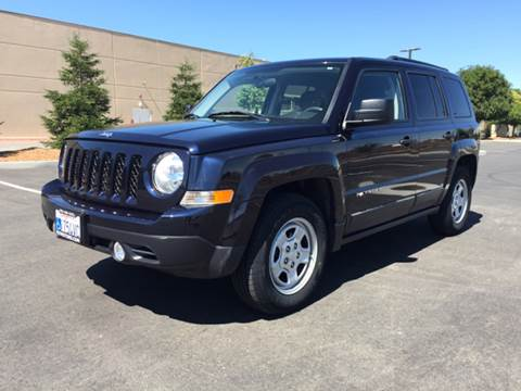 2011 Jeep Patriot for sale at 707 Motors in Fairfield CA