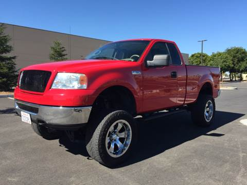 2006 Ford F-150 for sale at 707 Motors in Fairfield CA