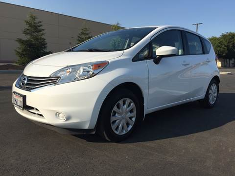 2015 Nissan Versa Note for sale at 707 Motors in Fairfield CA