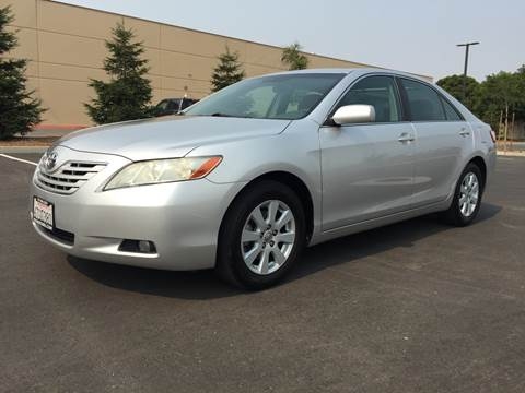 2009 Toyota Camry for sale at 707 Motors in Fairfield CA