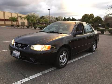2001 Toyota Corolla for sale at 707 Motors in Fairfield CA