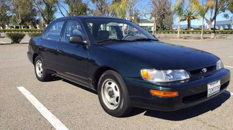 1997 Toyota Corolla for sale at 707 Motors in Fairfield CA