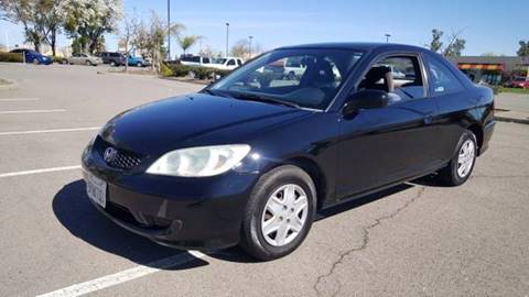 2005 Honda Civic for sale at 707 Motors in Fairfield CA