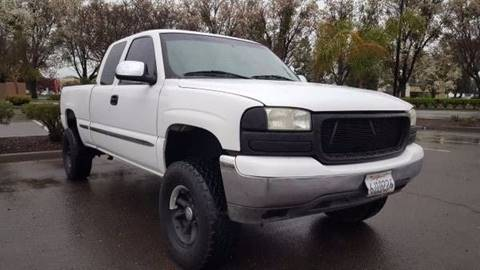 2000 GMC Sierra 1500 for sale at 707 Motors in Fairfield CA