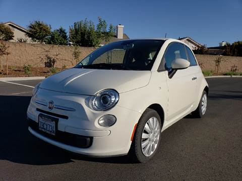 2013 FIAT 500 for sale at 707 Motors in Fairfield CA