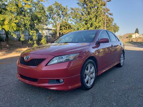 2007 Toyota Camry for sale at 707 Motors in Fairfield CA