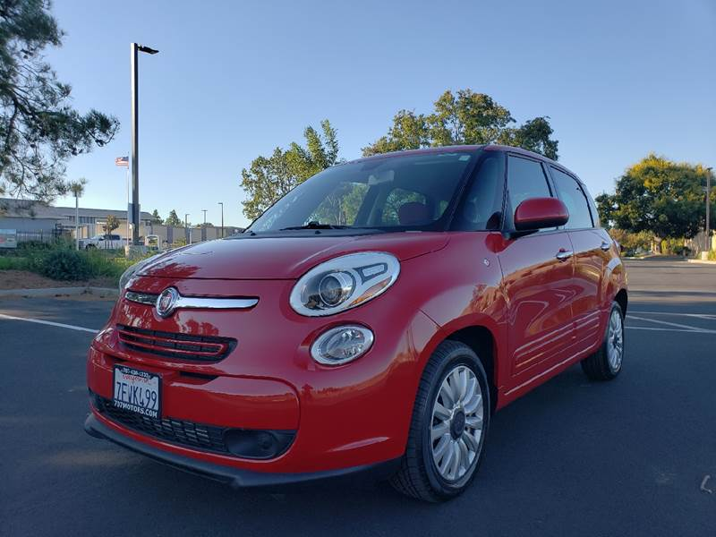 2014 FIAT 500L for sale at 707 Motors in Fairfield CA