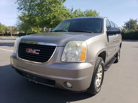 2007 GMC Yukon XL for sale at 707 Motors in Fairfield CA
