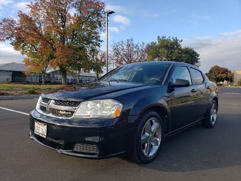 2011 Dodge Avenger for sale at 707 Motors in Fairfield CA