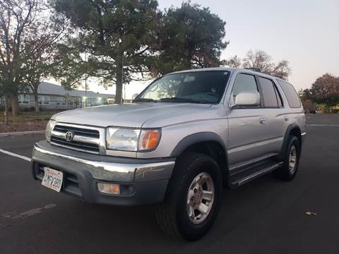2000 Toyota 4Runner for sale at 707 Motors in Fairfield CA