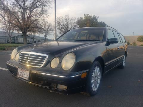 2000 Mercedes-Benz E-Class for sale at 707 Motors in Fairfield CA