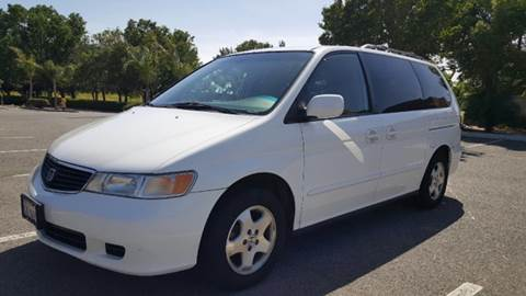 2000 Honda Odyssey for sale at 707 Motors in Fairfield CA