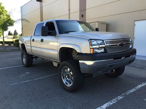 2005 Chevrolet Silverado 2500HD for sale at 707 Motors in Fairfield CA