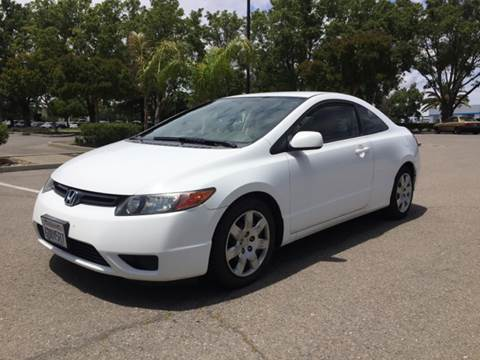 2006 Honda Civic for sale at 707 Motors in Fairfield CA