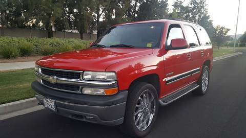 2001 Chevrolet Tahoe for sale at 707 Motors in Fairfield CA