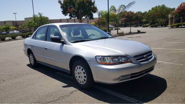 2002 Honda Accord Value Package 4dr Sedan   Vacaville CA