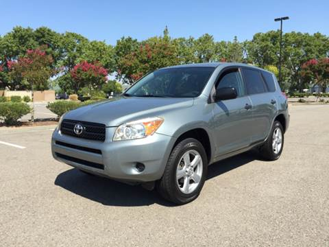2008 Toyota RAV4 for sale at 707 Motors in Fairfield CA