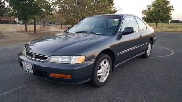 1996 Honda Accord EX 2dr Coupe   Vacaville CA
