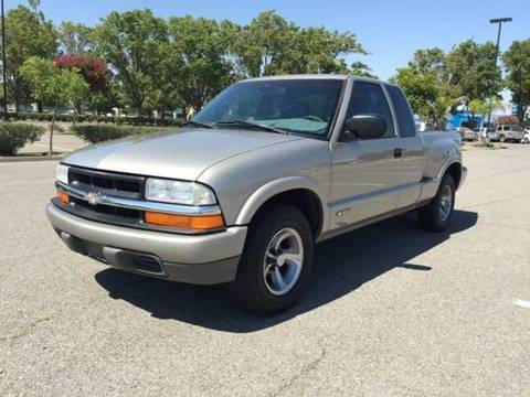 1998 Chevrolet S-10 for sale at 707 Motors in Fairfield CA