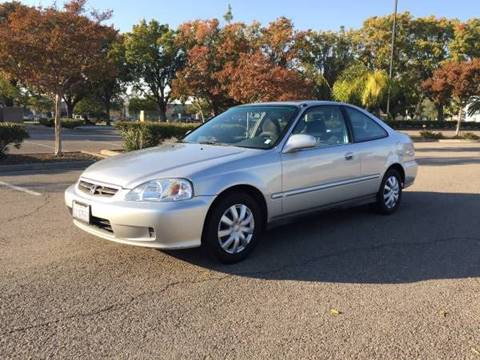 2000 Honda Civic for sale at 707 Motors in Fairfield CA