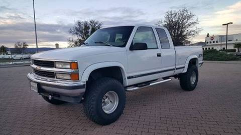 1997 Chevrolet C/K 1500 Series for sale at 707 Motors in Fairfield CA