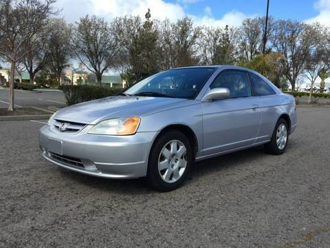 2002 Honda Civic for sale at 707 Motors in Fairfield CA