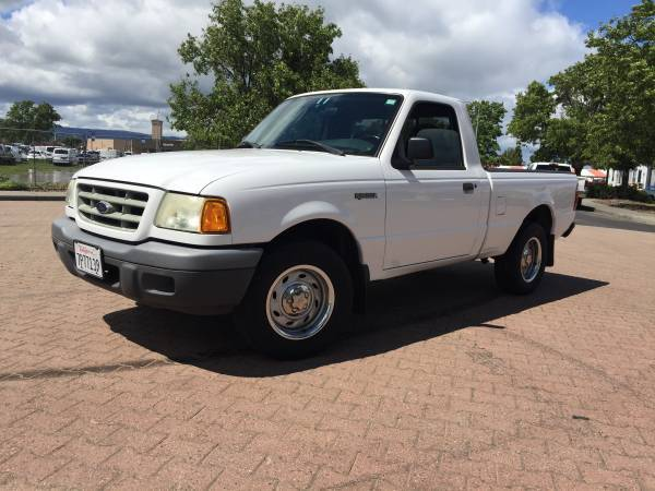 2003 Ford Ranger for sale at 707 Motors in Fairfield CA