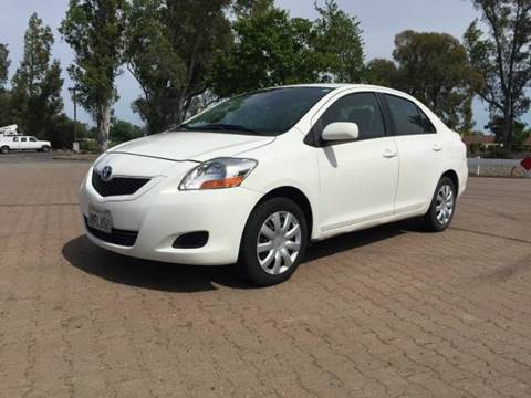 2010 Toyota Yaris for sale at 707 Motors in Fairfield CA