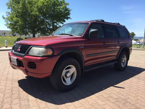 2000 Mitsubishi Montero Sport for sale at 707 Motors in Fairfield CA