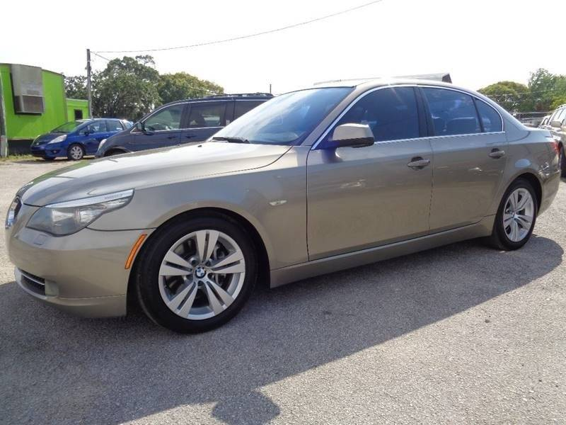 2010 BMW 5 Series 528i 4dr Sedan - Beverly NJ