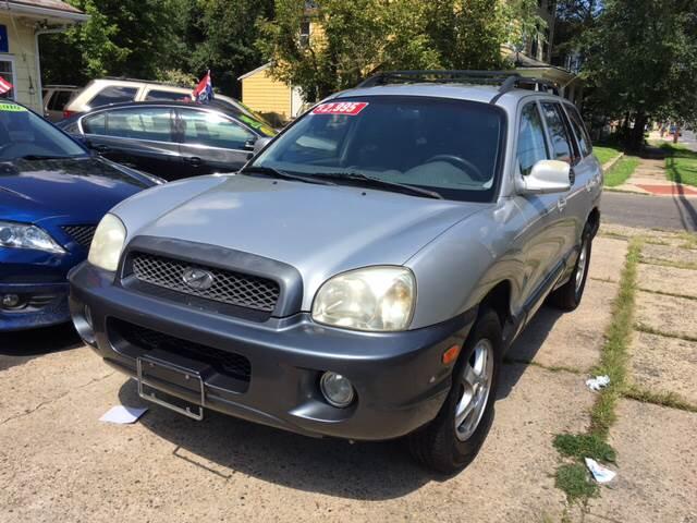 2004 Hyundai Santa Fe GLS 4dr SUV - Beverly NJ