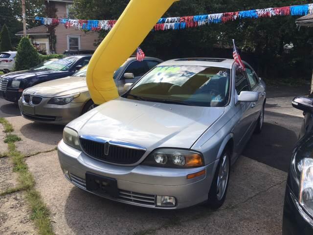 2000 Lincoln LS 4dr V8 Sedan - Beverly NJ